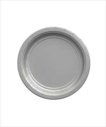 色のついたお皿2